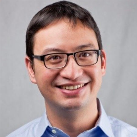 David Liu PhD Headshot